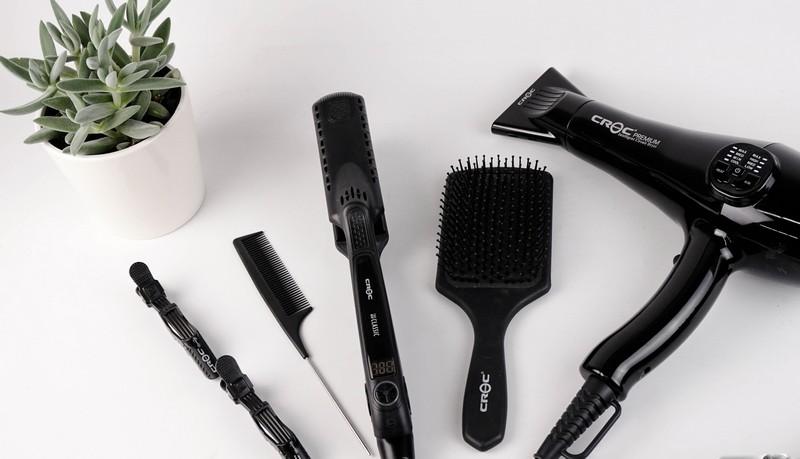 accessoires chauffants de coiffure